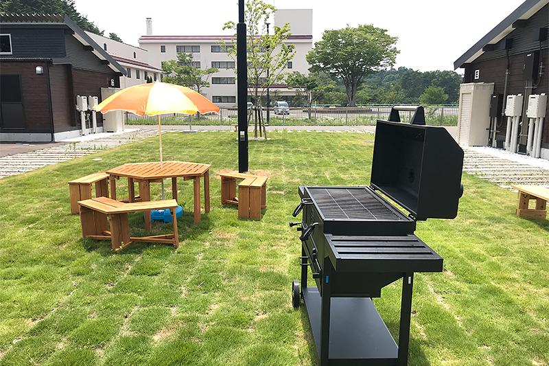 バーベキュー・コンロ(BBQ 大/小)